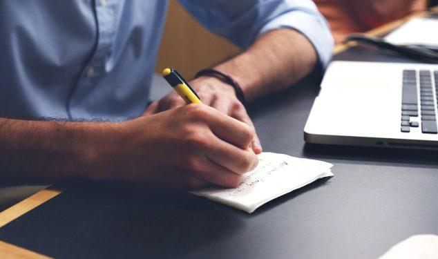write work desk